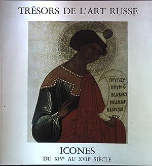 Trésors de l'Art Russe: Icones du XIVe