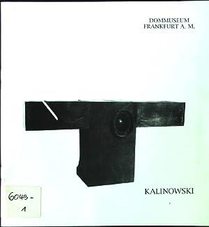 Horst Egon Kalinowski: religiöse Werkbeispiele: Dommuseum Frankfurt am