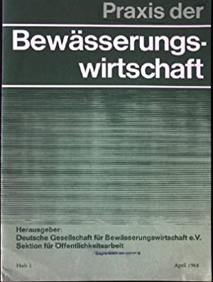 Fachgebiet Bewässerung und Beregnung im Kuratorium für: Deutsche Gesellschaft für