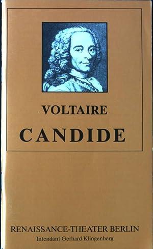 Voltaire Candide, Heft 2: Klingenberg, Gerhard und