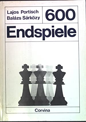 600 Endspiele.: Portisch, Lajos, Balázs