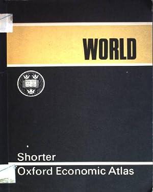 The shorter Oxford Economic Atlas of the: Blackman, G.E.: