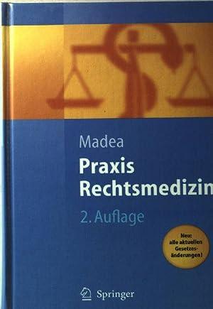 Rechtsmedizin : Befunderhebung, Rekonstruktion, Begutachtung.: Madea, Burkhard (Hrsg.):