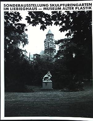 Sonderausstellung Skulpturengarten im Liebieghaus - Museum Alter: Beck, Herbert, Peter