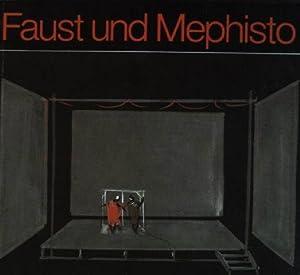 Faust und Mephisto: Goethes Dramenfiguren auf dem: Grosse, Helmut [Hrsg.]: