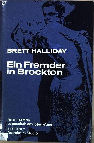 Brett Halliday - Ein Fremder in Brockton