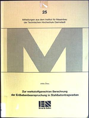 Ein Beitrag zur realistischen Beschreibung der Komponenten-Bauwerk-Wechselwirkung: Wörner, Johann-Dietrich: