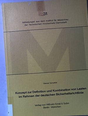 Konzept zur Definition und Kombination von Lasten: Schobbe, Werner: