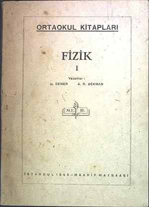 Fizik; 1 Ortaokul Kitaplari: Dener, H. und