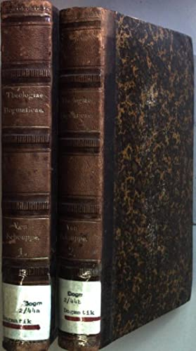Elementa theologiae dogmaticae e probatis auctoribus collecta: Schouppe, Francisci Xaverii: