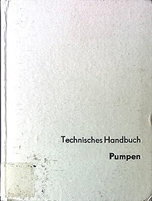 Technisches Handbuch - Pumpen: Abteilung Werbung und