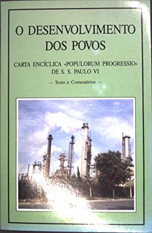 O Desenvolvimento dos Povos - Carta Encíclia: Paulo VI: