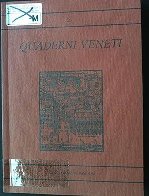 Quaderni Veneti ; 26.; Dicembre 1997: Padoan, Giorgio: