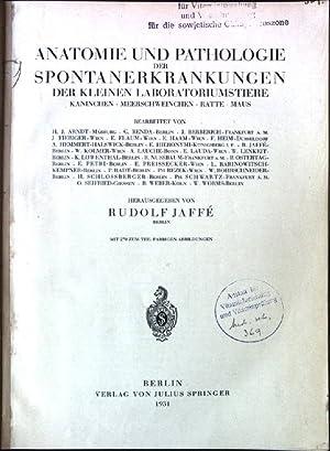 anatomie pathologie der spontanerkrankungen der kleinen ...