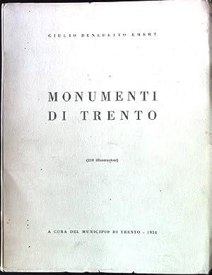 Monumenti di Trento: Emert, Giulio Benedetto: