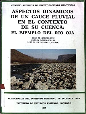 Aspectos dinámicos de un cauce fluvial en: García-Ruiz, José M.,