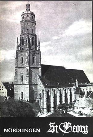 Nördlingen St. Georg;: Zipperer, G. A.: