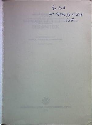Die Carl-Ritter-Bibliothek (SIGNIERTES EXEMPLAR) Erdkundliches Wissen ; H. 50; Geographische ...