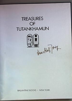 Treasures of Tutankhamun (SIGNIERTES EXEMPLAR)