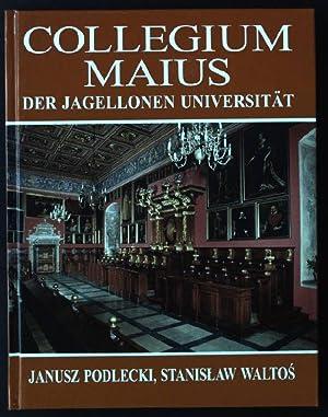 Collegium Maius der Jagellonen-Universität.: Podlecki, Janusz, Stanislaw