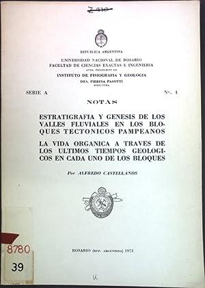 Estratigrafia y genesis de los valles fluviales: Castellanos, Alfredo: