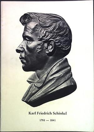 Karl Friedrich Schinkel 1781-1841;: Schroers, Gert: