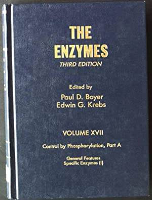 The Enzymes: Control by Phosphorylation, Part A: Krebs, Edwin G.