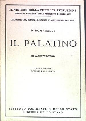 Il Palatino; N. 45 della Serie degli: Romanelli, P.: