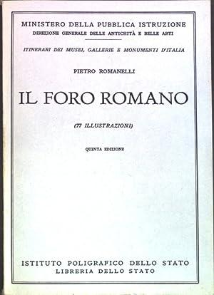 Il Foro Romano; N. 44 della Serie: Romanelli, P.: