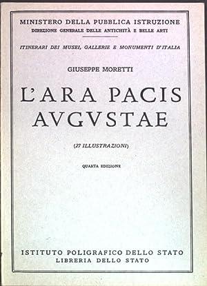 L'Ara Pacis Augustae; N. 67 della Serie: Moretti, Giuseppe: