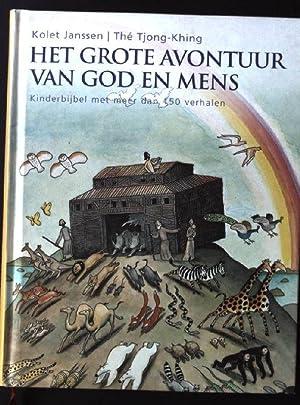 Het grote avontuur van God en mens: Janssen, K. und