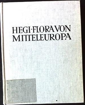 Illustrierte Flora von Mittel-Europa, Band III /: Hegi, Gustav: