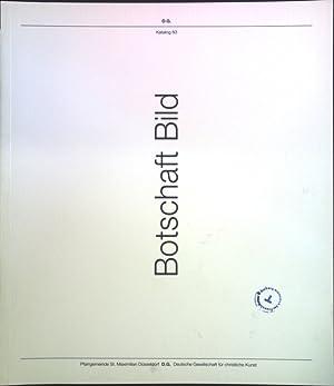 Botschaft Bild; Katalog 83;