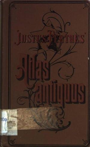 Justus Perthes' Atlas Antiquus. Taschen-Atlas der Alten: Kampen, Alb. van: