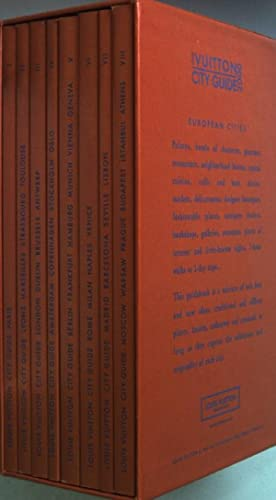 Louis Vuitton City Guide 2000: European Cities: Vuitton, Louis: