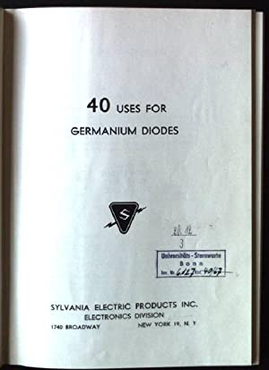 40 Users for Germanium Diodes