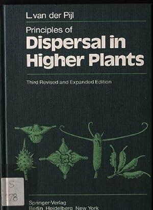 Principles of Dispersal in Higher Plants: Pijl, L. van
