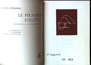 Le Piramidi D'Egitto: Edwards, I.E.S.: