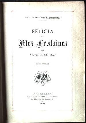 Felicia ou Mes Fredaines: Nerciat, Andrea de: