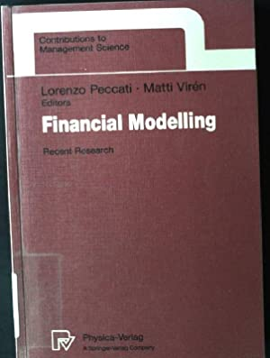 Financial Modelling: Recent Research Contributions to Management: Peccati, Lorenzo and