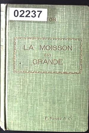 La Moisson est grande.: Vallotton, Benjamin: