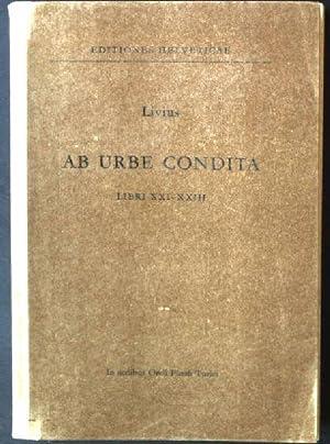 Ab vrbe Condita, Libri XXI-XXIII, Praemissis Eorundem: Livi, Titi: