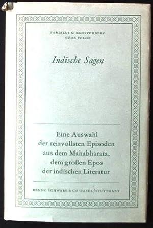 Indische Sagen: Holtzmann, Adolf und