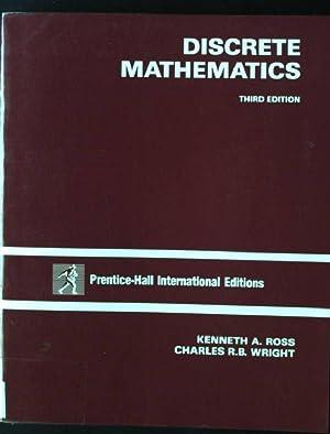 Discrete Mathematics: Ross, Kenneth Allen