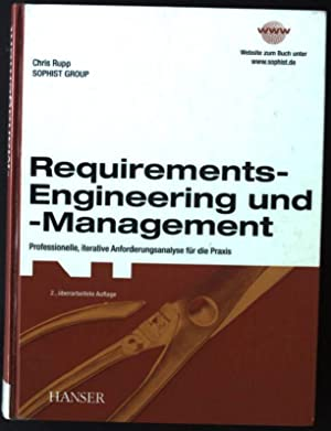 Requirements-Engineering und -Management: Professionelle, iterative Anforderungsanalyse für: Rupp, Christine und