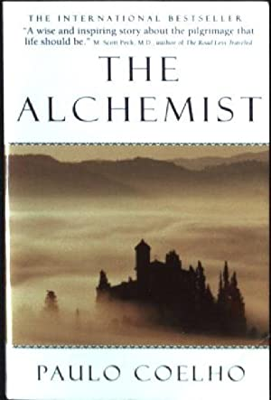 alchemist by paulo coelho abebooks the alchemist paulo coelho