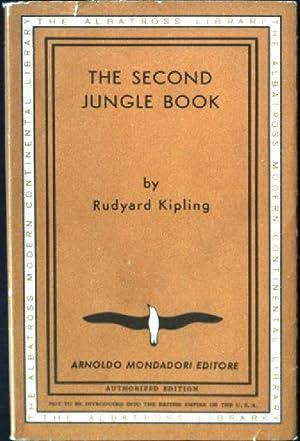 The Second Jungle Book: Kipling, Rudyard: