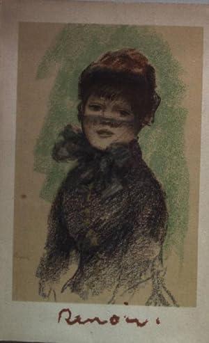 Les pastels, dessins et aquarelles de Renoir.: Leymarie, Jean: