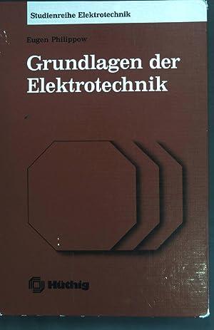 grundlagen der elektrotechnik von philippow - AbeBooks