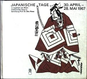 Japanische Tage in Ingelheim am Rhein: Riese, Otto: